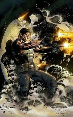 The Punisher by Ardian Syaf and Alejandro Sicat