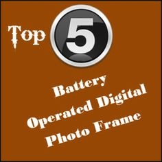 26 Best Battery Operated Digital Photo Frame Images Digital Photo