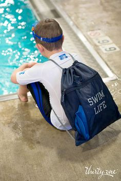 Our Spirit Cinch Sac keeps his gear close so he only has to worry about the big race. https://www.mythirtyone.com/kellybarnes