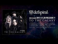 """TO THE GALAXY"" by defspiral (album digest) – visual ioner"