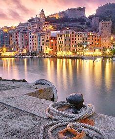 Liguria - Golfo dei poeti