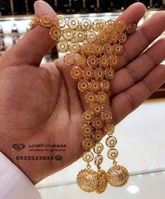 Gold Chain Design, Gold Ring Designs, Gold Bangles Design, Gold Earrings Designs, Gold Jewellery Design, Necklace Designs, 18k Gold Jewelry, Hand Jewelry, Jewlery