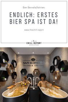 Bier Spa? Gibt's jetzt in Kroatien - The Chill Report Europe, Wellness, Brewery, Croatia, Viajes