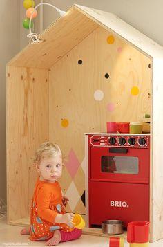7 casitas para la zona de juego en la habitación del bebé Check more at http://decoracionbebes.com/7-casitas-para-la-zona-de-juego-en-la-habitacion-del-bebe/