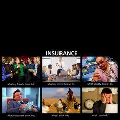 Insurance :)