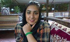 Atena Farghandani (Photo: Justice for Iran)