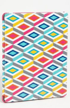 """Jonathan Adler 'Stepped Diamonds"""" iPad 2 & 3Case available at #Nordstrom"""