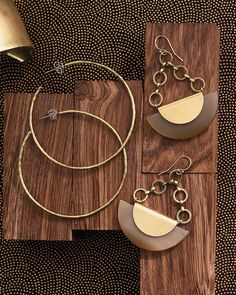 Eclipse Earrings | Jewelry by Silpada Designs. Mysilpada.com/Monika.barbee