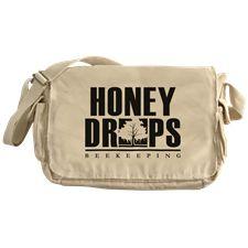 Messenger Bag Honey Drops, Beekeeping, Messenger Bag, Gym Bag, Bags, Handbags, Bag, Totes, Accounting