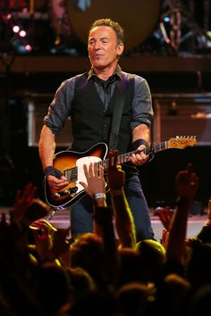 Bruce Springsteen Concert Setlist at Malieveld, The Hague on June 14, 2016 | setlist.fm