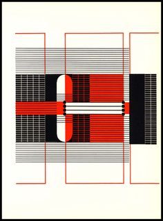 Alvin Lustig : Illustrations (The Ghost in theUnderblows)