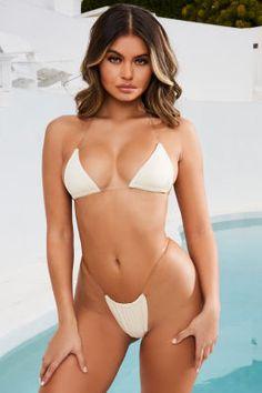 a0525282caec07 Bikini Swimwear, Bikini Tops, Bikinis, Thong Bikini, Sexy Bikini, Triangle  Bikini
