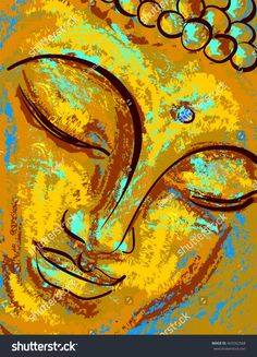 Golden Buddha Stretched Canvas 7940 by Wall Art Prints Golden Buddha Stretched Canvas 7940 by Wall Art Prints Monika Jung origami Over 15000 beautiful canvas art prints in nbsp hellip Painting canvas Buddha Artwork, Buddha Painting, Spiritual Paintings, Canvas Art Prints, Painting Canvas, Canvas Canvas, Yoga Painting, Yoga Art, Buddhist Art