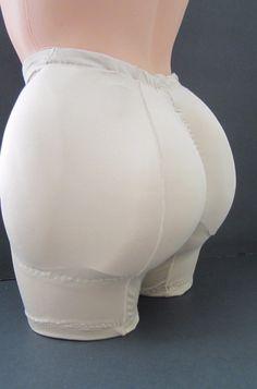 930358bc600  13.29 - Removable Padded Pads Butt + Hips Booster Enhancer Shaper Girdle  Bodyshorts  ebay