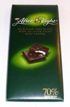 After eight chocolate bar After Eight Chocolate, After Eight Mints, Cocoa, Dandy, Chocolates, Cravings, Addiction, Porn, Eat