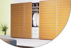 Large Cabinet Sliding Doors  www.modernmillworkinnovations.com    EKU AG - EKU-COMBINO 60 H Inslide (IS)