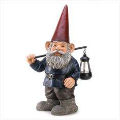 1000 images about gnomes on pinterest garden gnomes - Figurine de jardin ...