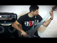ENDRAH: Bassist releases video playing title track of the latest EP «  Metal Media