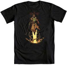 'Steampunk #Boba Flight' #Shirt