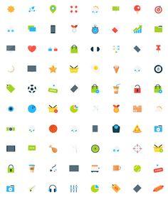 80-flat-tiny-icons
