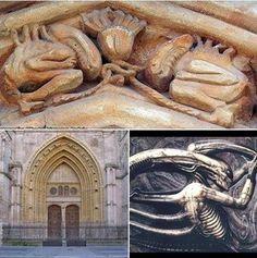 ALIENS REVELAÇÕES 2015: Conexões de Seres Alienígenas com a Igreja desde a Antiguidade