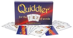 Quiddler: Father's day gift
