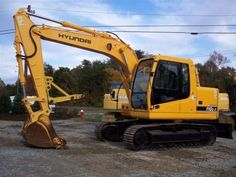 Hyundai Excavators    http://www.rockanddirt.com/equipment-for-sale/HYUNDAI/none/invnum=35052881