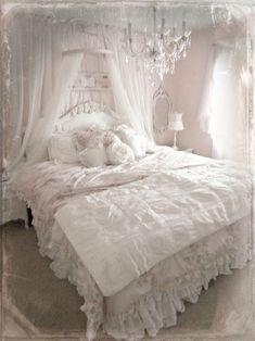 Shabby Chic bedroom heaven