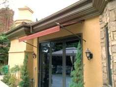 Corner Window Awning By Superior Awning Southern
