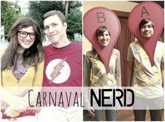 ideias de fantasia nerd para o carnaval. Como fazer fantasias geeks masculinas e femininas para o carnaval