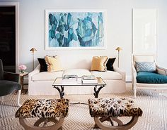 The Brilliant Ideas How To Decorate A Small Living Room Designs: Light Walls In A Stylish Living Room