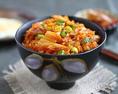 Kimchi Fried Rice | Kimchi Fried Rice Recipe | Easy Asian Recipes at RasaMalaysia.com - Page 2