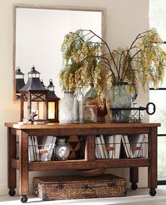 Create a space that's truly your own. #potterybarn