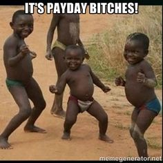 it's payday