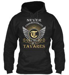 TAVARES - Never Underestimate #Tavares