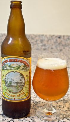 Alpine's Mandarin Nectar - Really refreshing session beer. Many beers like this…
