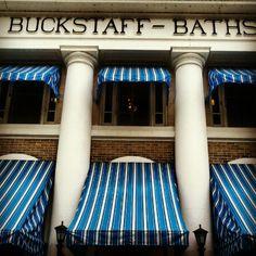 #BuckstaffBaths #bathhouse #HotSprings #Arkansas - @ruben_i- #webstagram