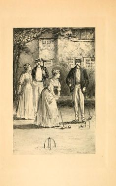 'That's not what we played at'  The Small House at Allington by Anthony Trollope