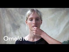 An artist measures her face inch-by-inch. 3 weeks later, it's a stunning masterpiece. - YouTube