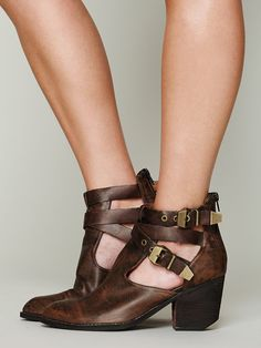 Jeffrey Campbell Overholt Ankle Boot at Free People Clothing Boutique
