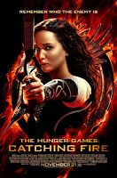 Jennifer Lawrence continues to kick ass in THE HUNGER GAMES: CATCHING FIRE.  Here's my review: http://paulstriptothemovies.blogspot.com/2013/11/movie-review-hunger-games-catching-fire.html