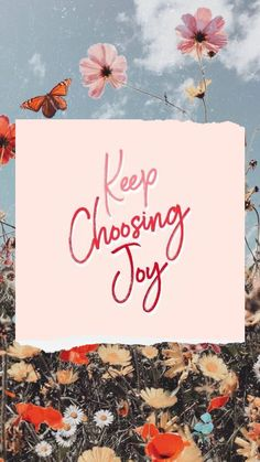 Keep Choosing Joy. Bible Verses Quotes, Words Quotes, Wise Words, Me Quotes, Motivational Quotes, Inspirational Quotes, Sayings, Christian Quotes For Women, Happy Quotes