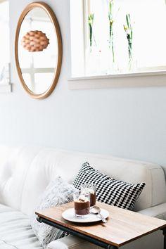Cosy corner in a Seattle home | Design*Sponge