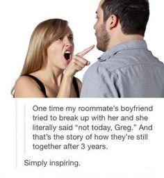 #RelationshipGoals. #humor
