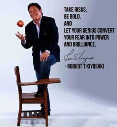 Robert Kiyosaki, Personal Development, Success, Inspiration, Motivation www. Business Motivation, Business Quotes, Business Tips, Business Desk, Online Business, Tony Robbins, Be Bold Quotes, Robert Kiyosaki Quotes, Rich Dad Poor Dad