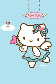 Hello Kitty Wallpapers | Free for iPhone and Galaxy from Lollimobile