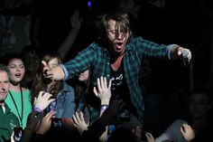 Tenth Avenue North........ this is when he came to my town!!!!! One of the best concerts he's so funny!!