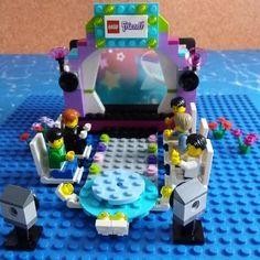 Nächstes Video bei #Vine von unserem #Shooting mit LEGO für die Miederkönigin.