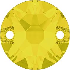 Swarovski® 3288 Sew-On Stone in the brand new color Yellow Opal (231)