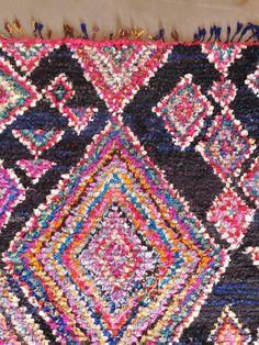 """Image of Grand Boucherouite """"Mosaique"""""""
